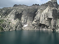 Lac de Capitello